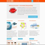 Webseite von Marketing-Services-XM